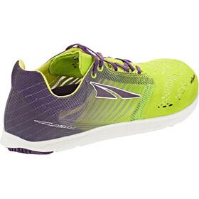 Altra Vanish R Zapatillas Running, macaw green/purple